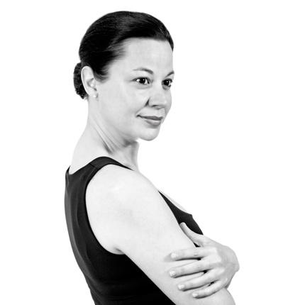 La soprano Anna Escala